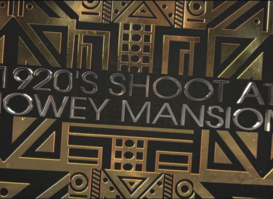 Howey Mansion Photographers Video