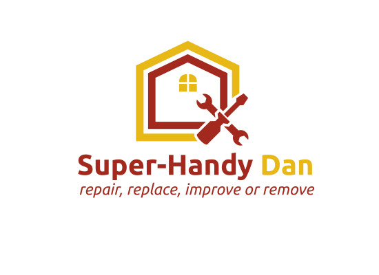 Super-Handy Dan Logo